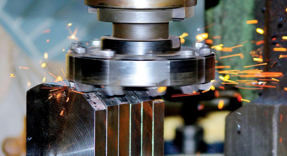 Frezowanie metalu